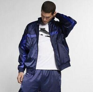Jordan Sportswear AJ 5 Satin Jacket Windbreaker